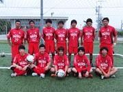 サッカークラブチーム「宇部ヤーマン」、県選手権大会で優勝-初の全国大会へ