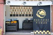 山口の住宅街に青果店「萩野菜ピクルス」-萩産・県産野菜を無人販売