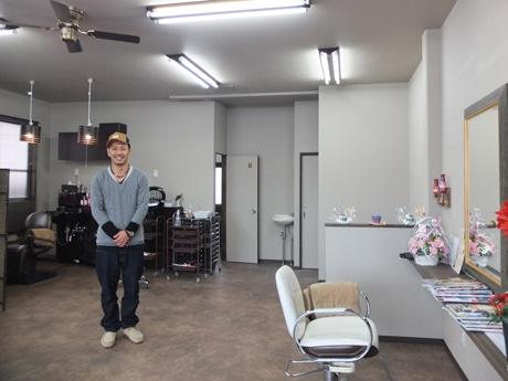 「幅広い層のお客さまにご利用いただきたい」と藤田優作さん