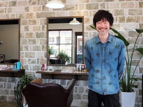「すべてのお客さまに全力で向き合うことを心掛けている」と前田さん