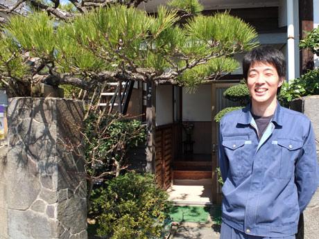 「山口市でもシェアハウスを展開していきたい」と相澤さん
