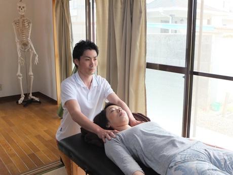 理学療法士の資格を持つ古冨竜也さん