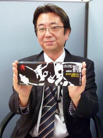 「ファンの人たちに喜んでいただきたい」と安田さん