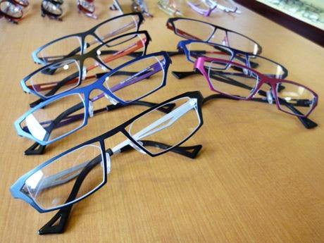 ベルギーのブランド「theo(テオ)」の眼鏡