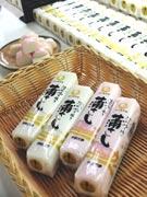 宇部蒲鉾の主力商品「蒲さし」40周年 売り上げ好調、県外へ販路拡大も