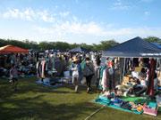 県内最大規模の「宇部フリーマーケット」 20周年の節目に今春で幕
