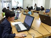 山口東京理科大で「子供向けプログラミング講座」開講 小中学生が大学に通学