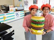 美祢にハンバーガーショップ「BGC」 店主「市民の交流の空間に」