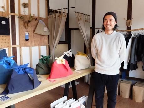 「山口県でもいろいろな経験がしたい」と田飼さん