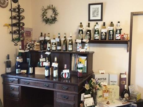 ドイツワイン専門店「オーバーヴィーゼ」