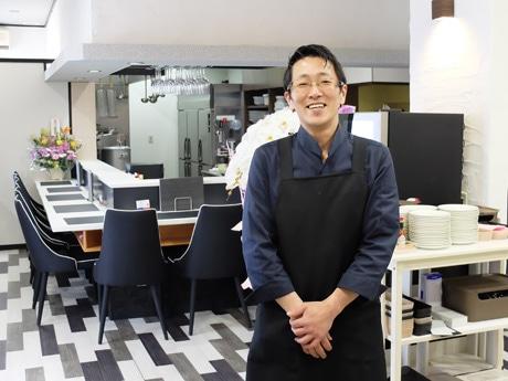 「来店客に喜んでもらうことが第一」と原田さん