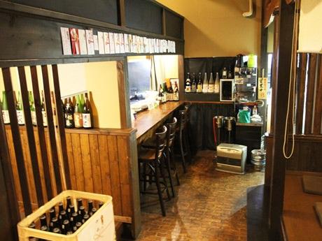 「店名が変わり、男性客が増えてきた」という居酒屋「憲」