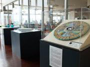 山陽小野田・きらら交流館で「現代ガラス展プレイベント」 受賞作品一堂に