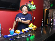 山口・小郡にバー「アイル」 ユーチューバーが運営、店内で撮影も