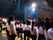 宇部で「山口きずな音楽祭」初開催へ 亀渕友香さんと映像で共演も