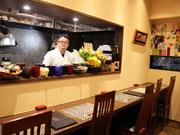 山口の小料理店「そう旬」が1周年 和食職人が「全て手作り」