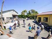 宇部で「スケートボード教室」 スケボー普及に向け環境作り目指す
