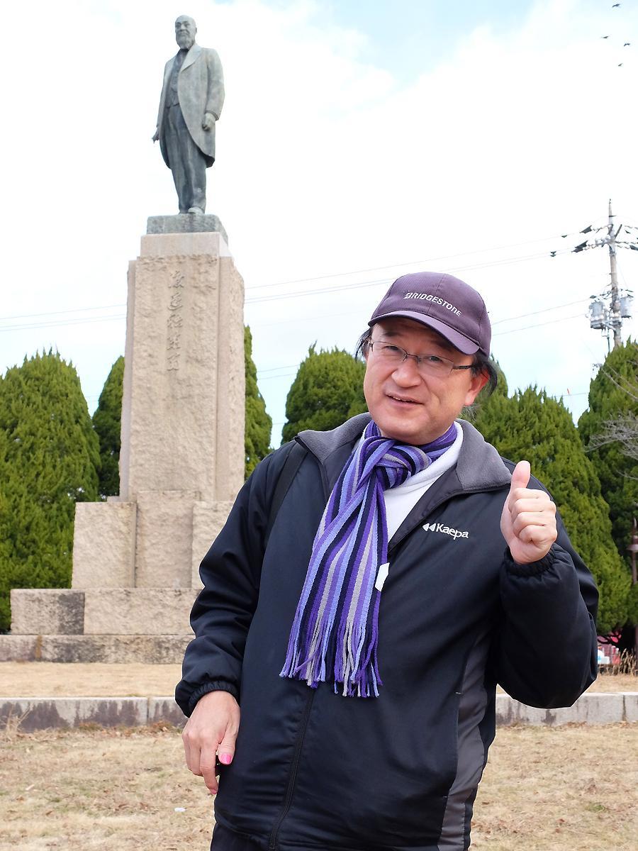 「宇部マニアックス」を運営する山本さん