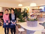 山口に雑貨×カフェ「フラット」 ギフト雑貨・ランチ営業に注力