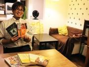 山陽小野田のカフェで「ビブリオバトル」 愛読書持ち寄り書評