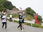 長門で「向津具(むかつく)ダブルマラソン」 今年は1350人エントリー