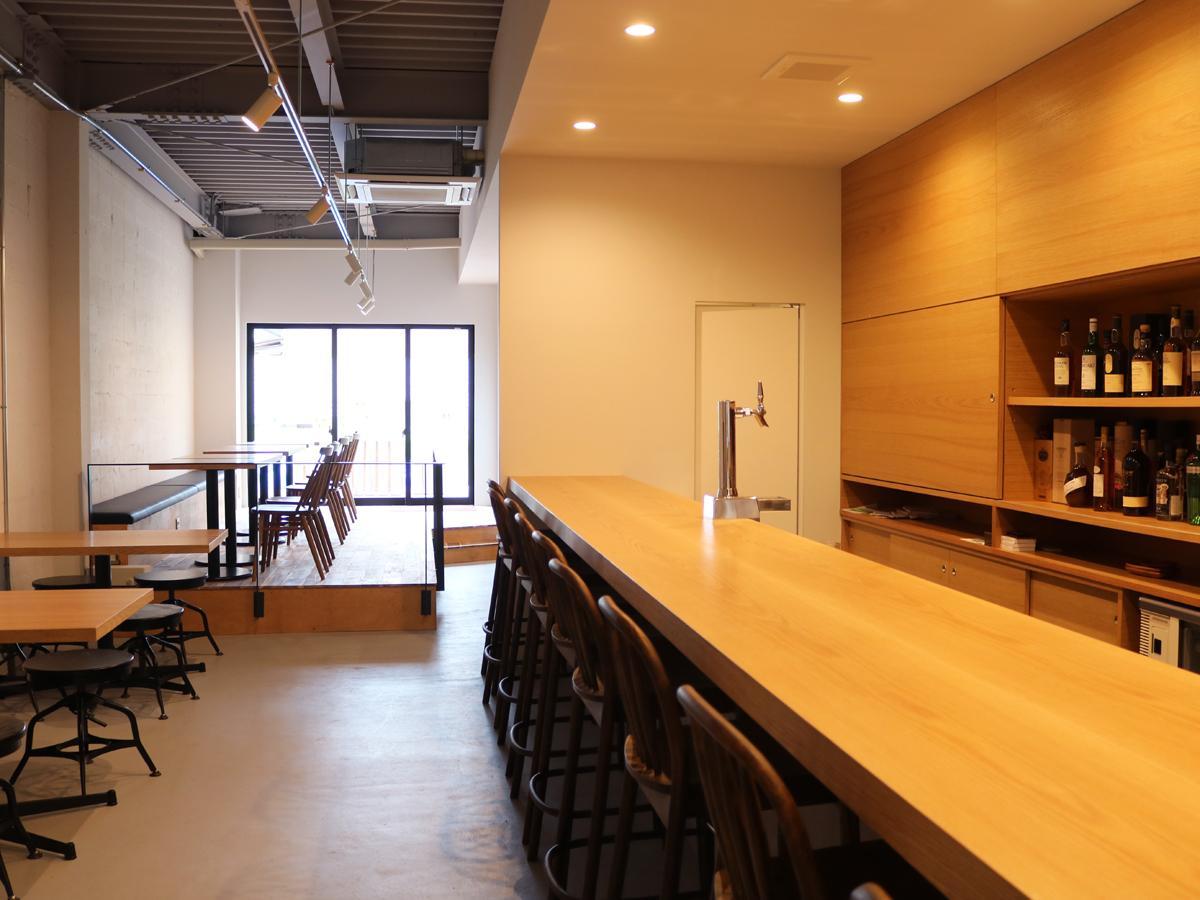 山口市中心商店街にカフェ×次世代育成サロン「ショクバ」