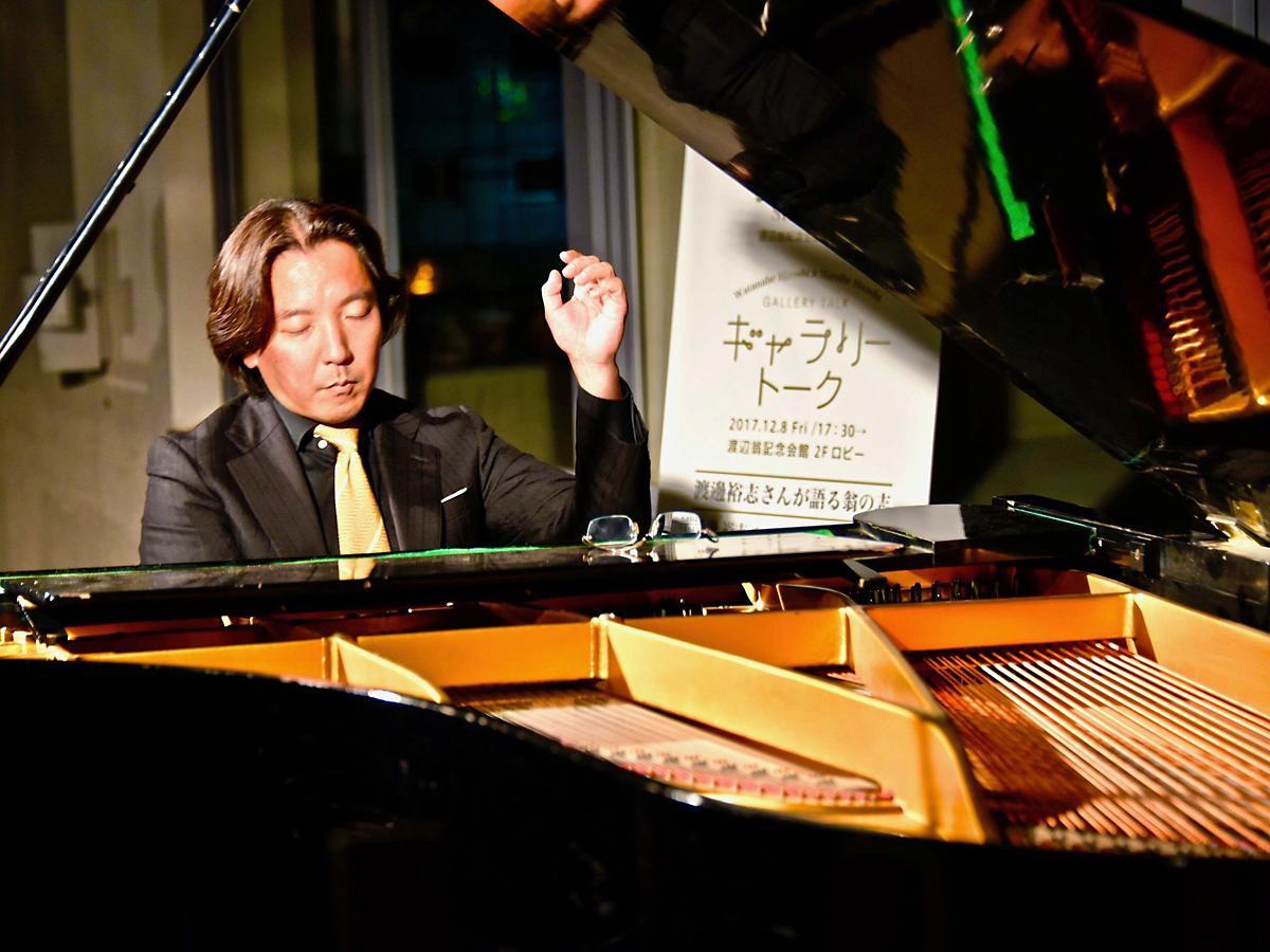 昨年12月に行われた「伝説のピアノ復活計画」のコンサート
