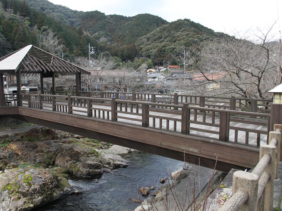 イベントが行われる「きらきら橋」