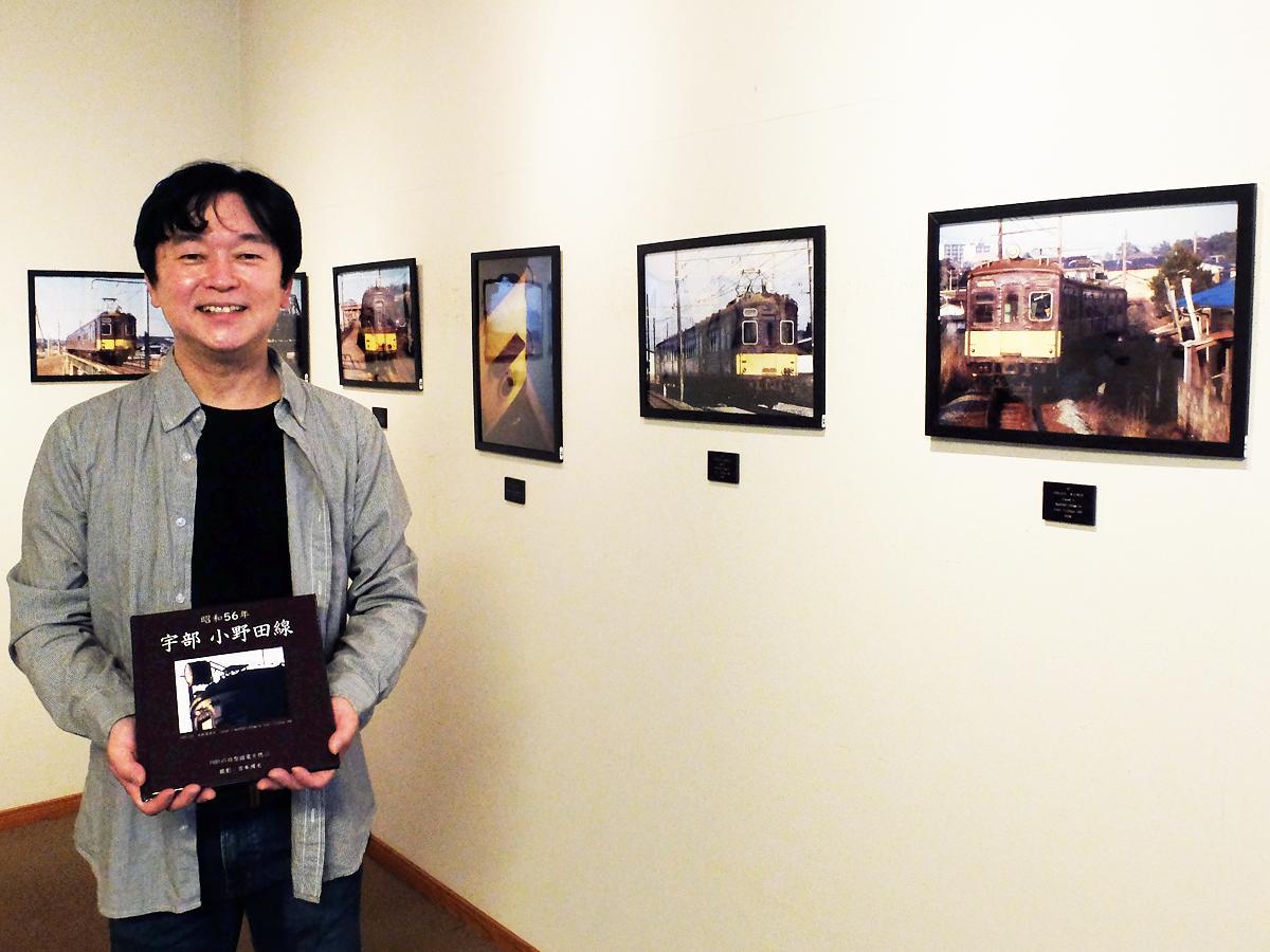宇部で鉄道写真展「昭和56年 宇部 小野田線」 旧型国電の写真、記録 ...