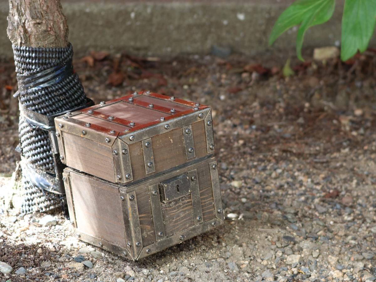 宇部・山口市内に隠されている「宝箱」