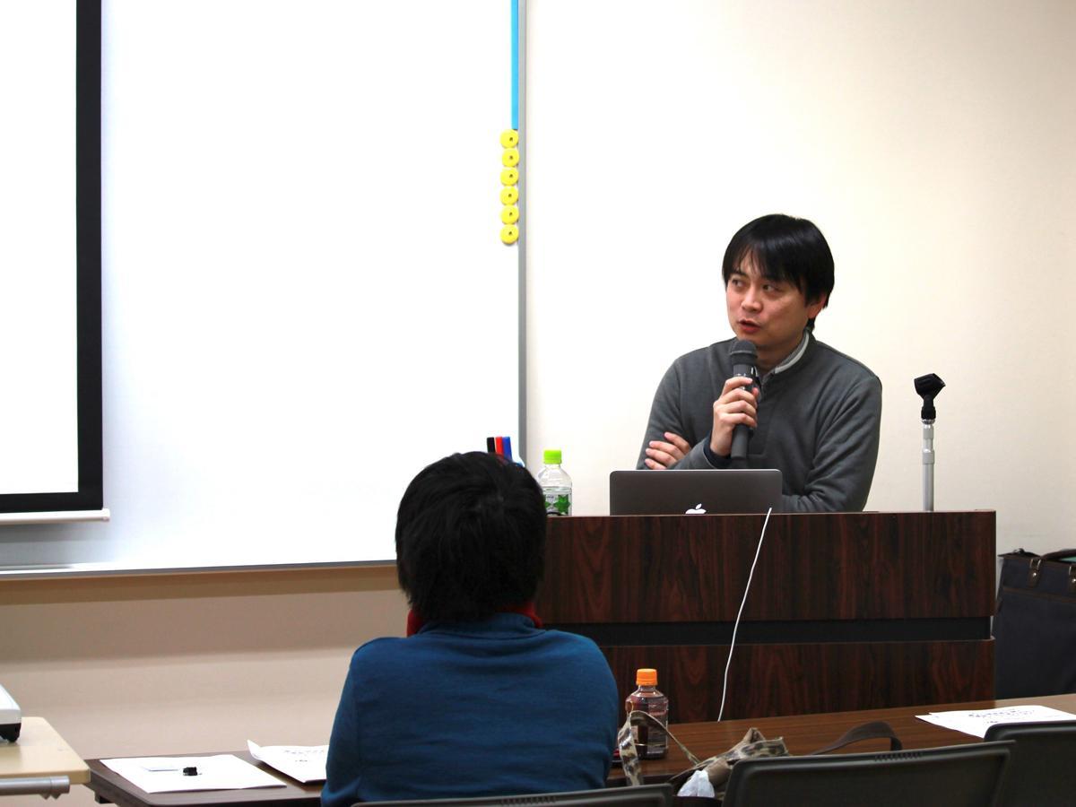 「品川経済新聞」編集長の宮脇淳(あつし)さん
