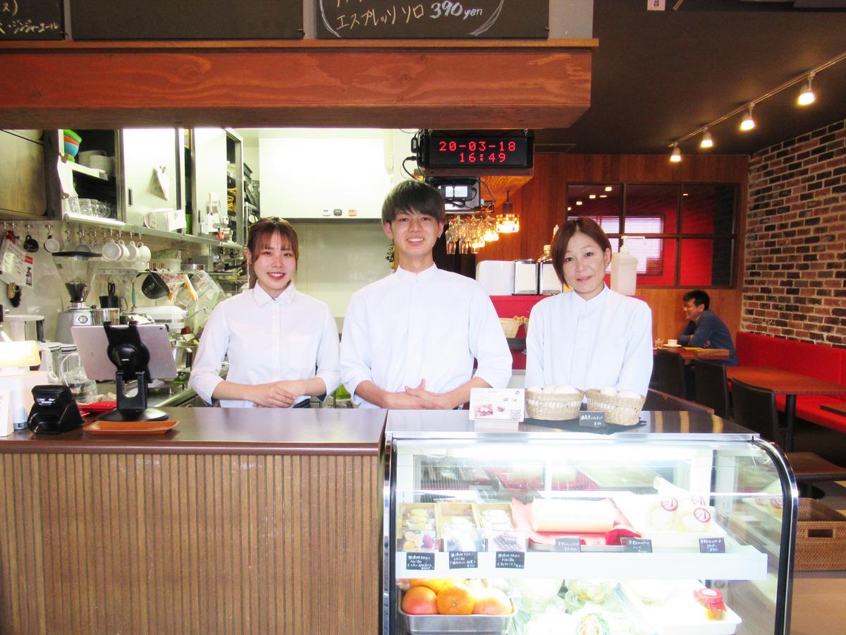湯田温泉駅前のカフェレストラン「Agri Kitchen(アグリキッチン)」