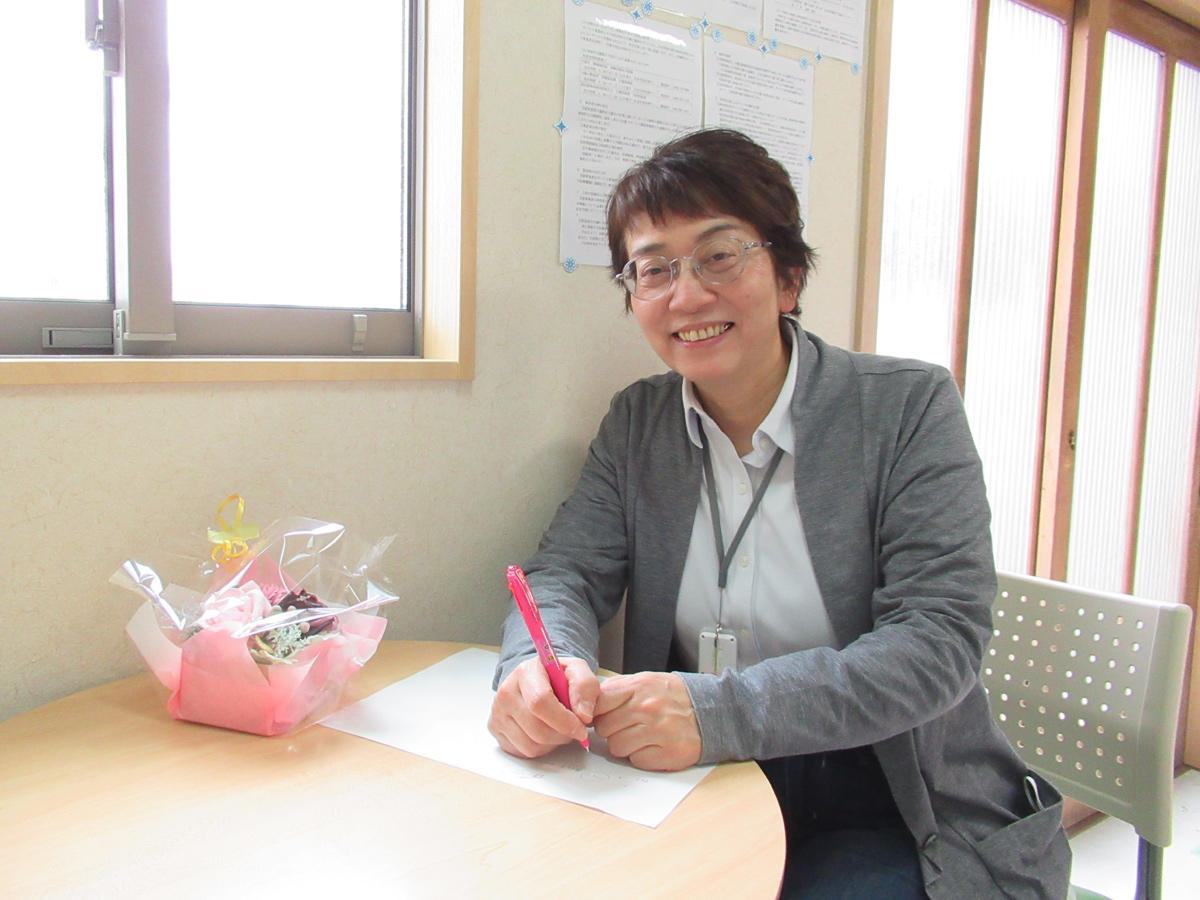 自身も両親を介護しながらケアマネ事務所を開設した代表の島津美保さん