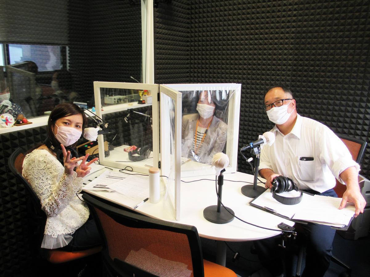 山陽小野田のコミュニティーFMが「子ども向け特別番組」 校長や教員らも出演