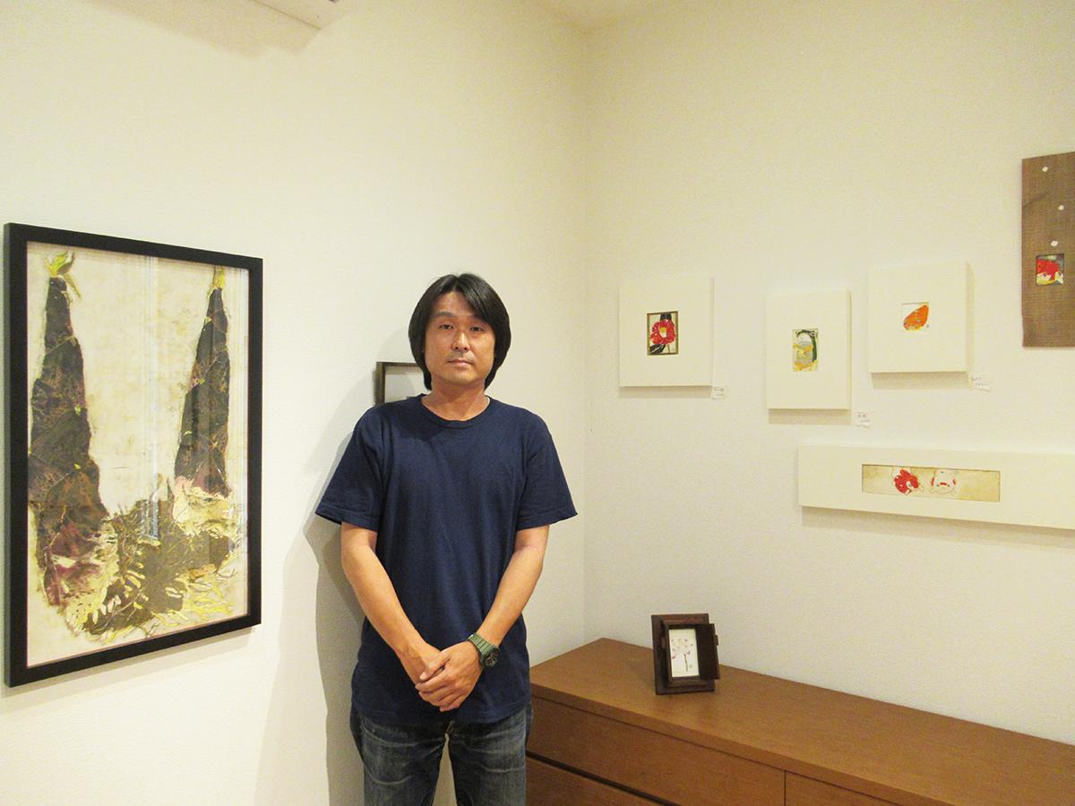 「『宇部の縁』があったからこそ開催できた」と藤井蓮さん