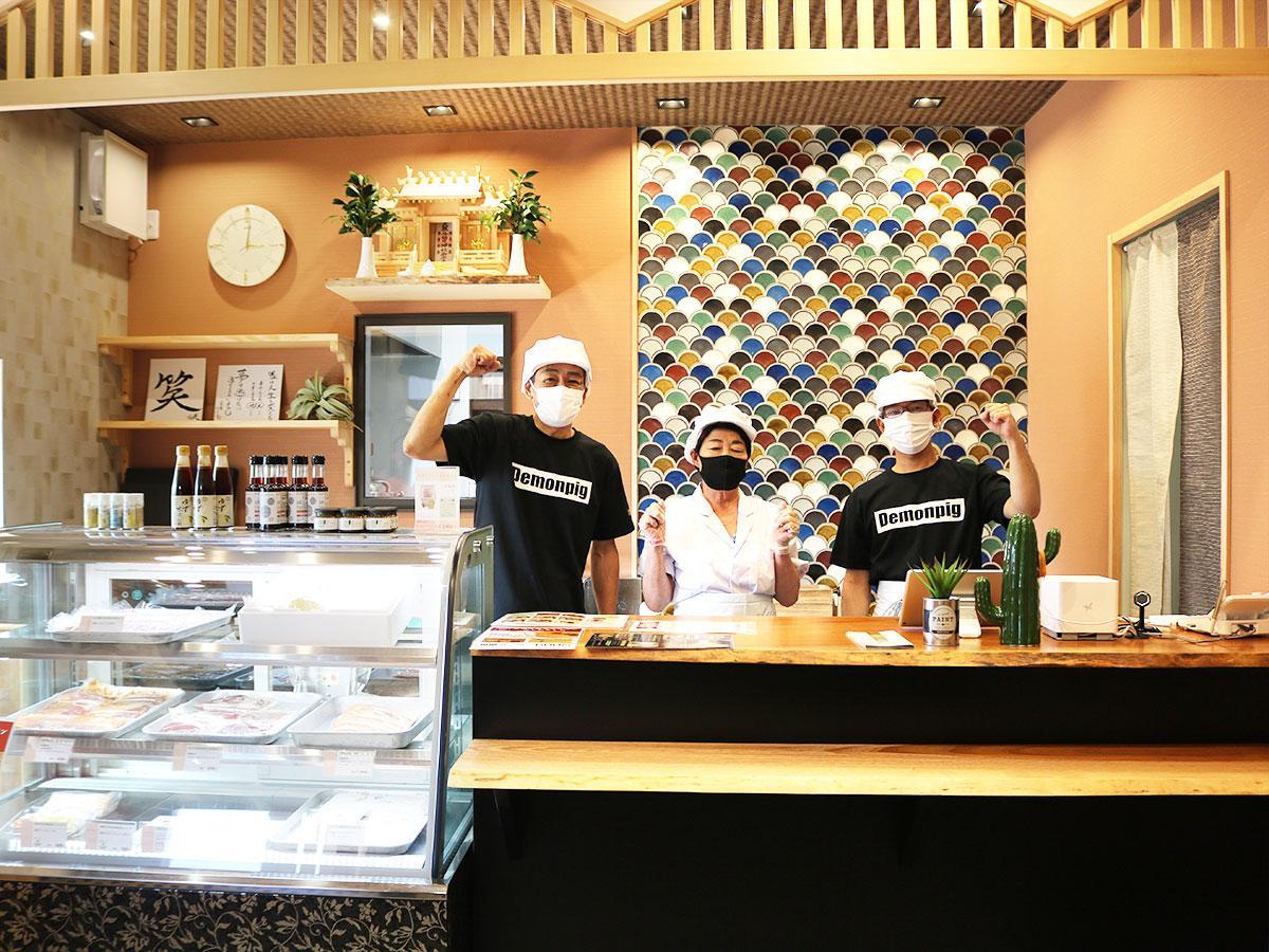 山陽小野田・厚狭にテークアウト専門店「はしもと泉屋」 居酒屋が路地裏に出店