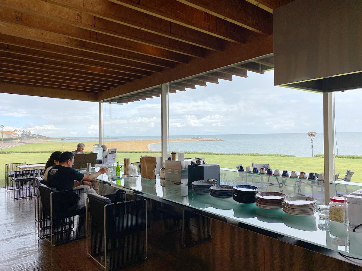 山陽小野田・焼野にカフェ「ソル・ポニエンテ」 バルから刷新、ドライブスポット目指す