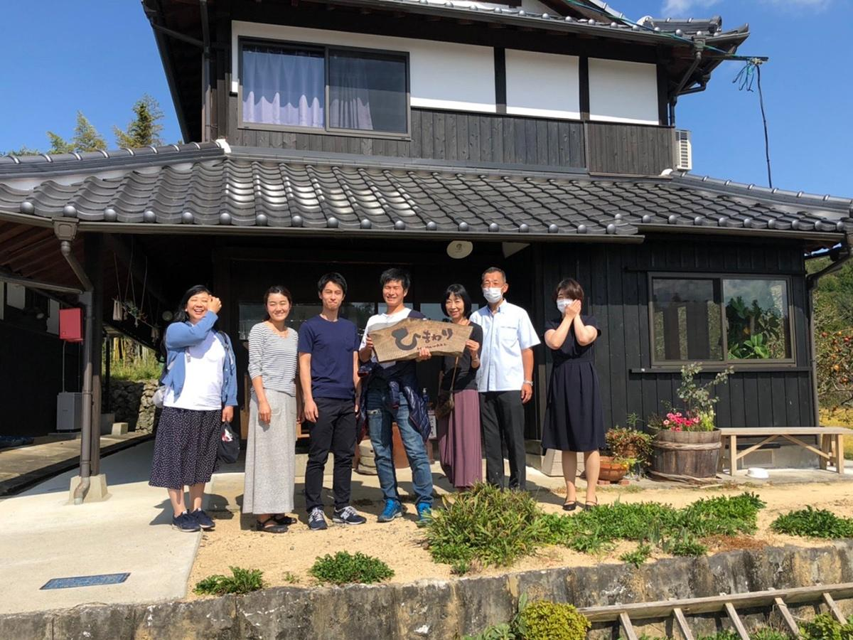 移住を体験したJALグループ社員(写真提供=日本航空)