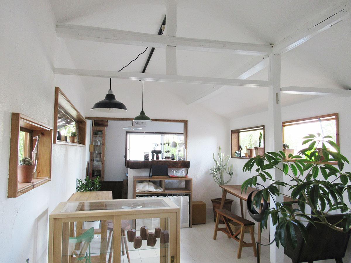 カフェと家具の店「アルブルカフェ」