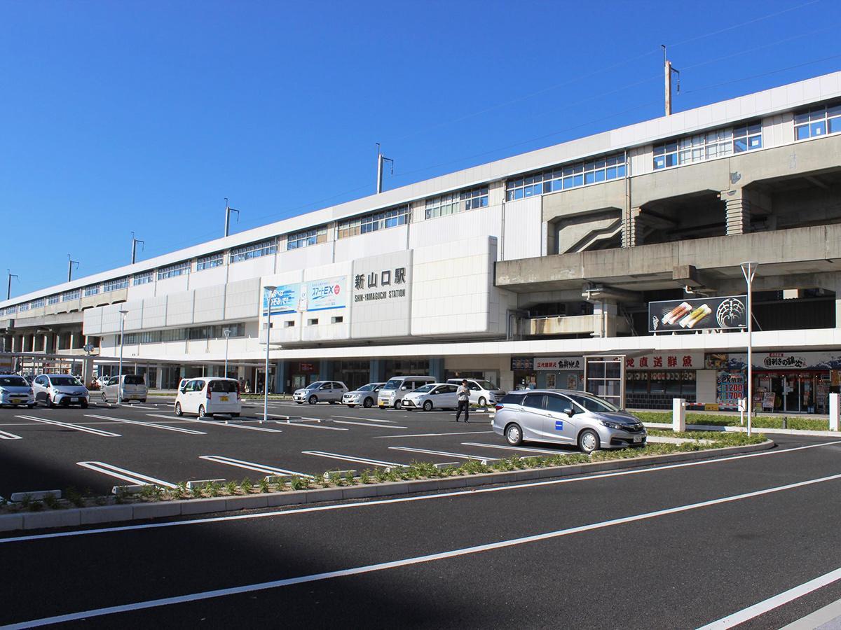 開業120周年を迎える新山口駅(写真提供=JR西日本山口支社)