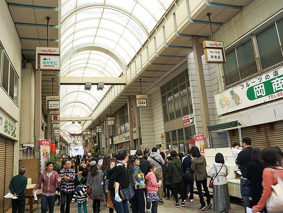 宇部で「パンマルシェ」 市内外のパン店19店集結、トキスマイベント同時開催