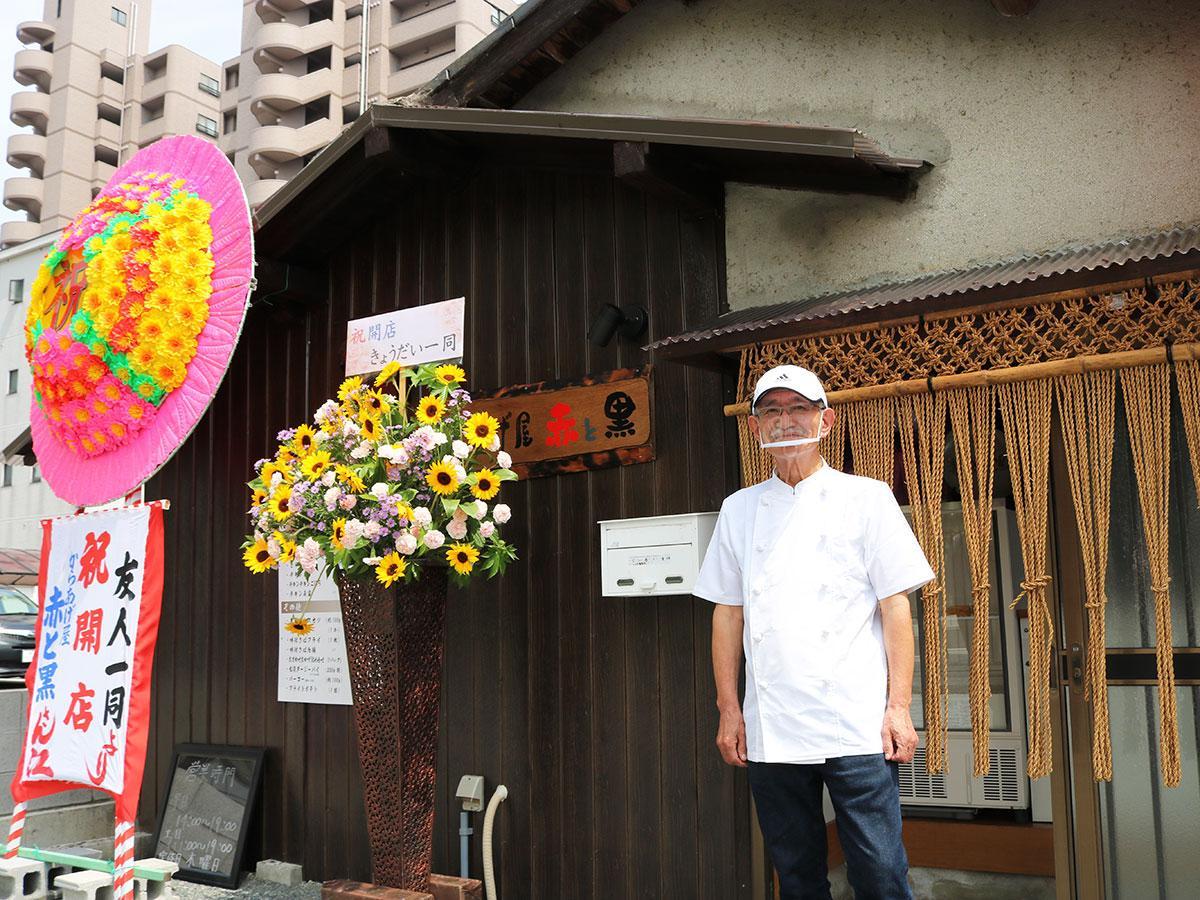 「自慢の味をご家庭で楽しんでもらいたい」と店主の宮川さん