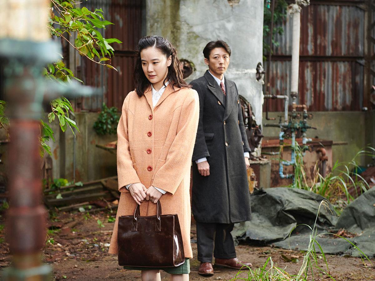 今年のオープニング作品の「スパイの妻」(c)2020 NHK, NEP, Incline, C&I