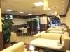 ホテル・旅館の建ち並ぶ湯田温泉にカフェ-街の活性化に一役