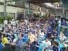 サッカーW杯開幕 宇部・山陽小野田各所で日本代表戦の観戦イベント