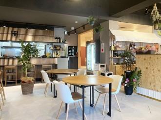 山陽小野田・厚狭の老舗旅館「二反田旅館」が改装 外観や居酒屋刷新、利用客幅広げ