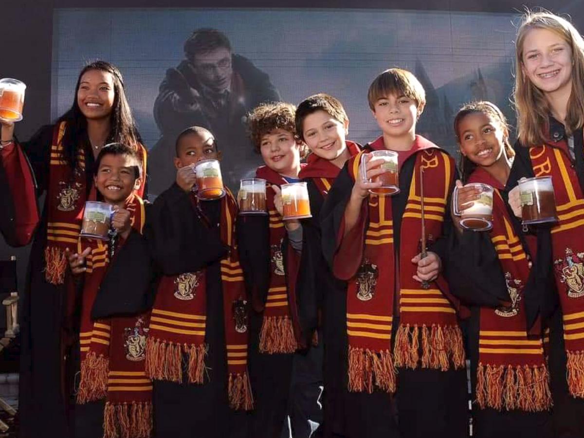 海外で開催した「Harry Potter Fan's Moment」の様子
