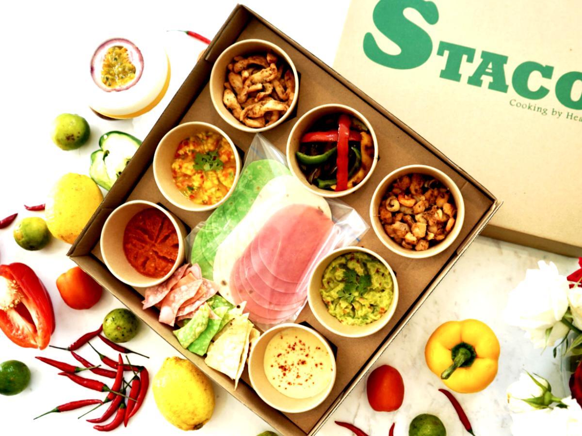 「STACO」のタコスフードボックス