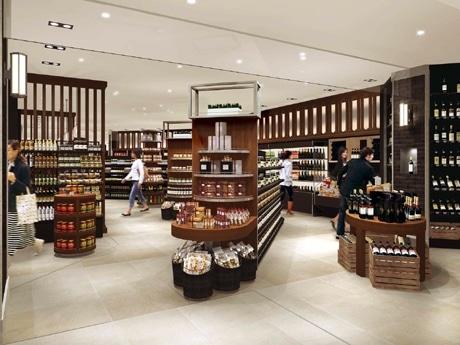 「ウイング久里浜」には新業態店「もとまちユニオン」も新規出店する(写真はイメージ)
