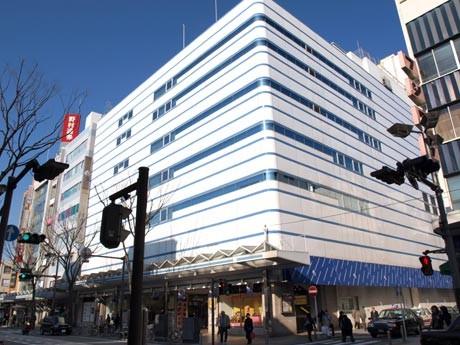 「さいか屋」横須賀店。5月に「大通り館」を閉館することが決まった。